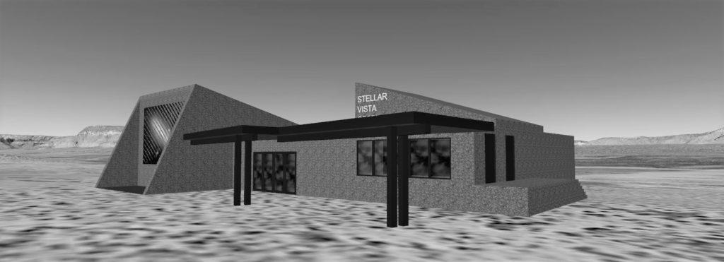 Stellar Vista Observatory Building