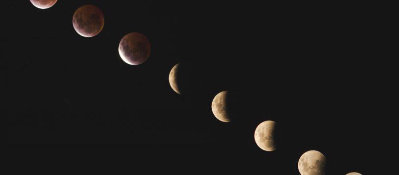 Lunar Eclipse - Linda Xu
